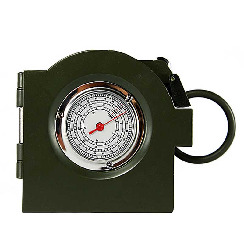 Original China Type 62 Military Army Compass Multifunctional Collection Zinc