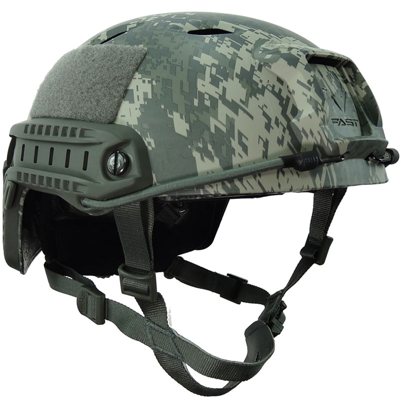 ACU Tacitcal FAST Helmet BJ Type Airsoft Duty Headwear Military