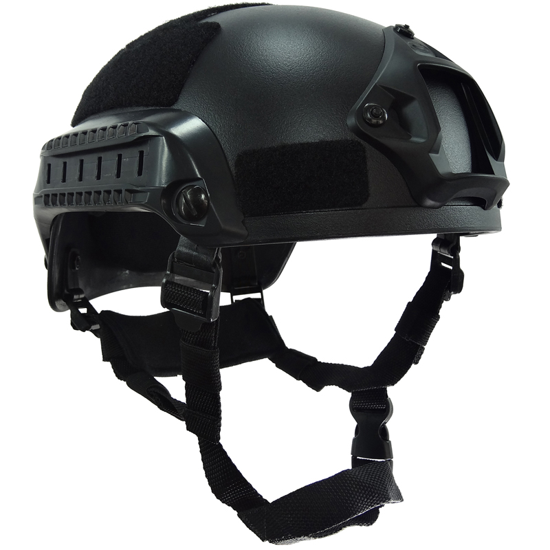 Black MICH2001 Helmet Headware Protector Tactical Outdoor