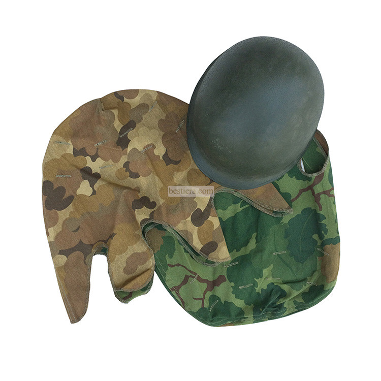 Vietnam War MITCHELL US M1 Helmet Cover