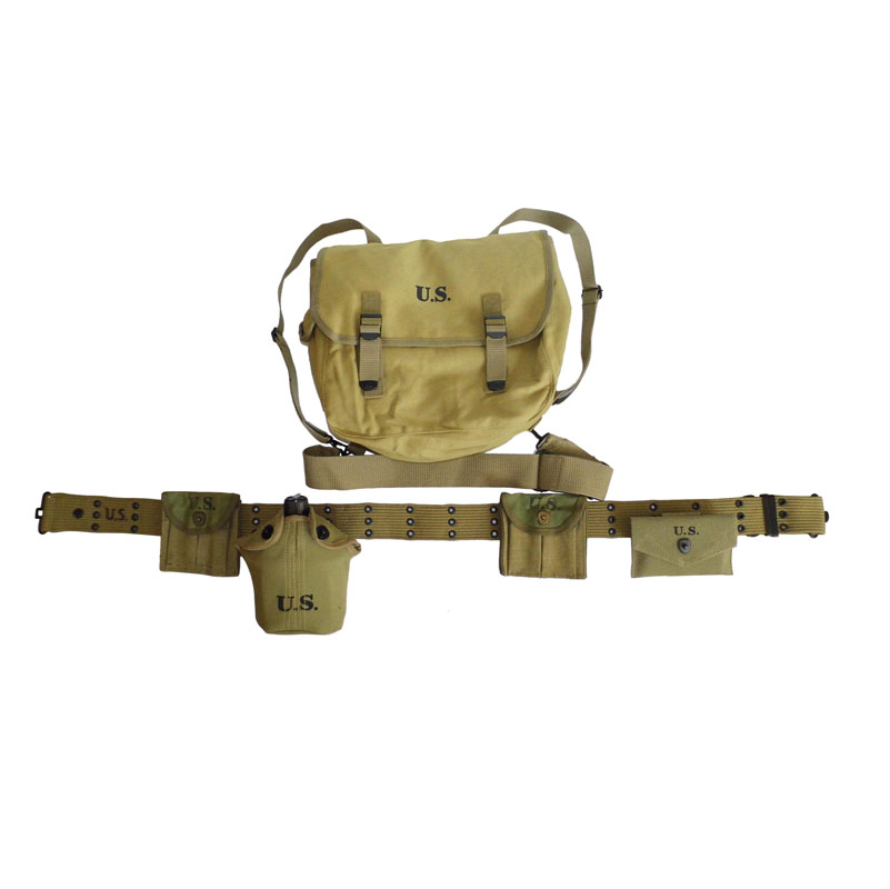 WW2 US Paratrooper Thompson Set Equipment