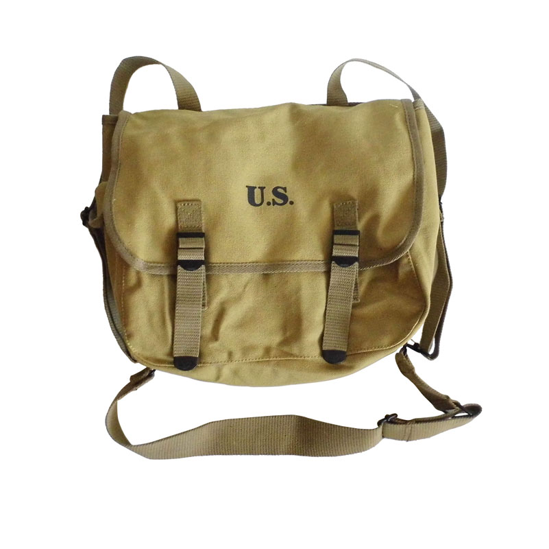 WWII WW2 US ARMY FIELD PACK M36 HAVERSACK MUSETTE FIELD BAG REPRO