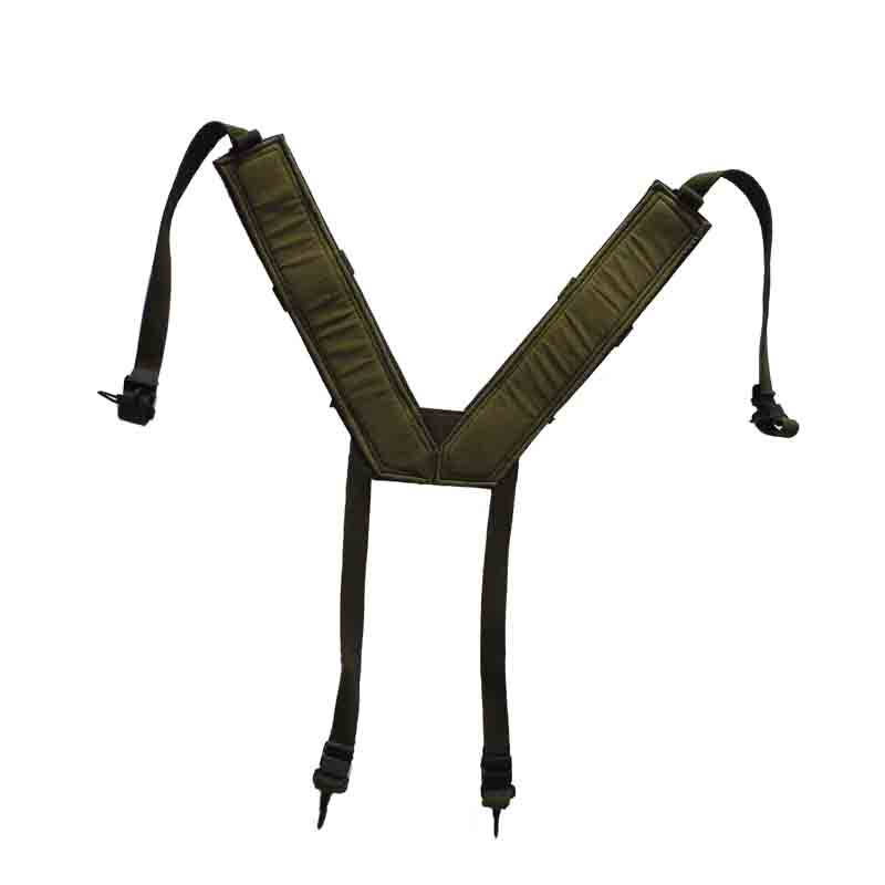 Vietnam War US Army Green M 1956 H Suspenders Loading Reproduction