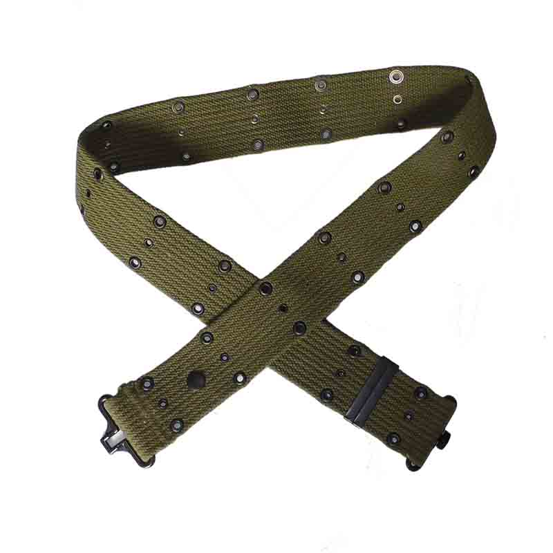 REPLICA VIETNAM WAR 3 HOLES US ARMY BELT SOLDIER GEAR