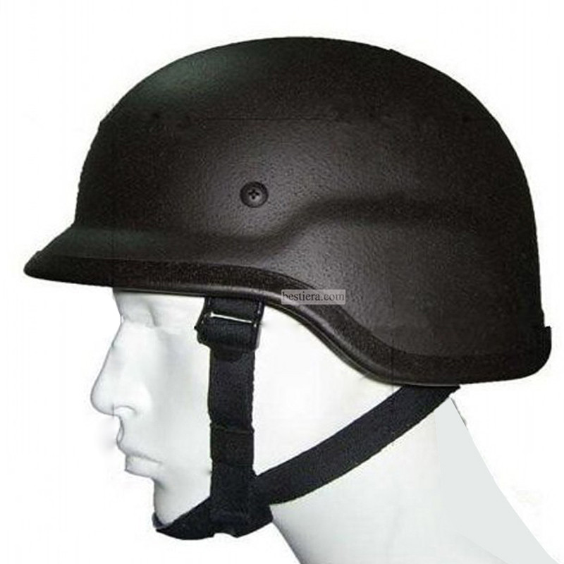 Military Alloy Steel Pasgt M88 Helmet Headset Tactical