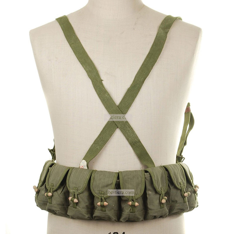 30PCS/LOT Chinese Surplus SKS 56 Semi Chest Rig