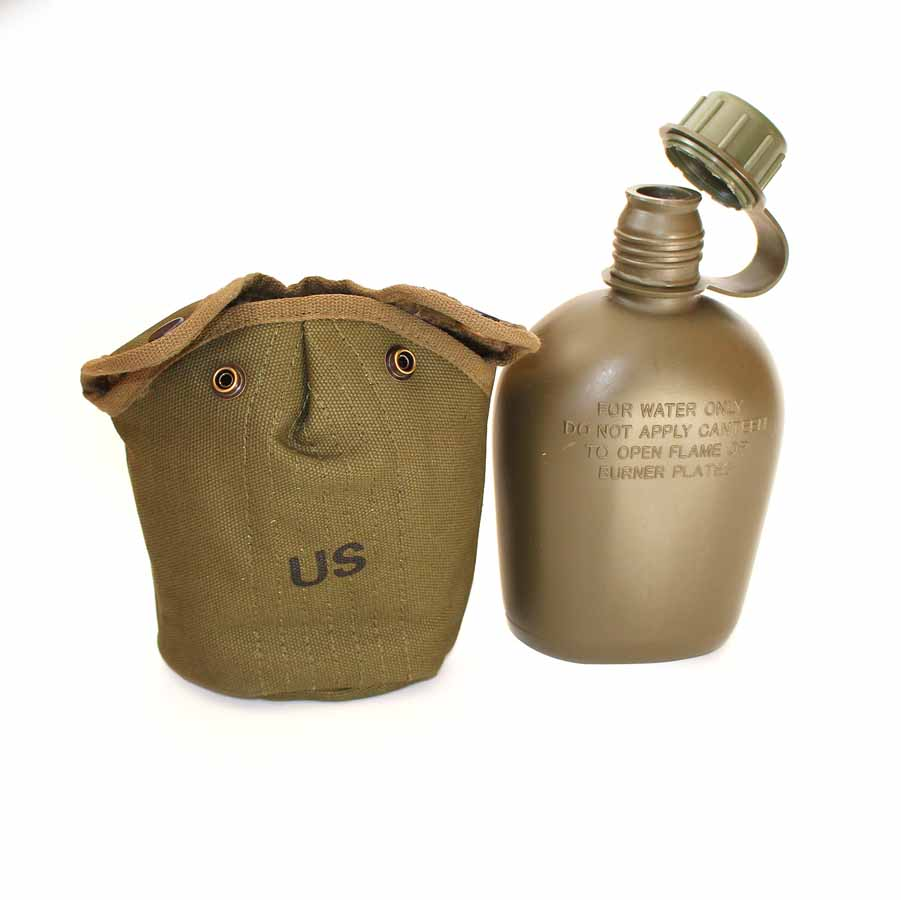 Vietnam War Canteen US Army